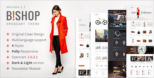 Jewellery OpenCart Slidshow Template