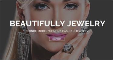 Jewelry OpenCart Templates