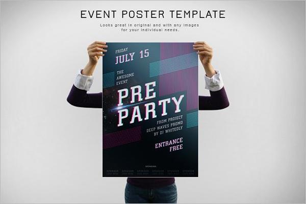 Latest Event Poster Design