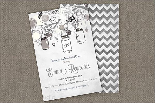Light & Dark Color Greeting Card Design