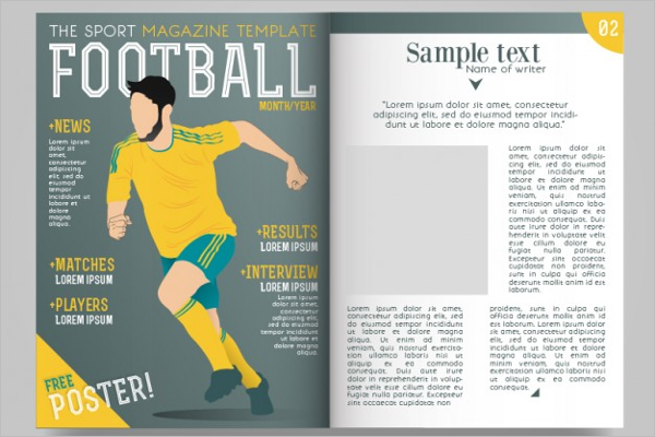 54 soccer flyer templates free psd word design ideas