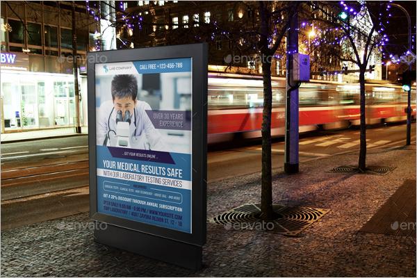 Medical Advertising Bundle Design