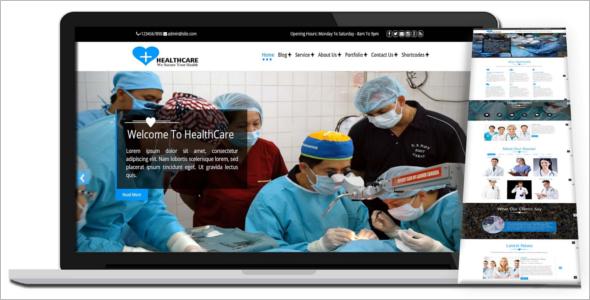 Medical Health Care Woocommerce Theme