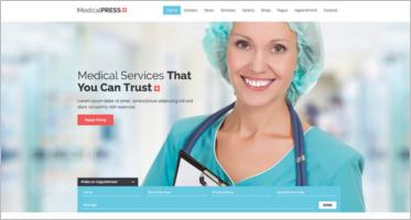 Medical WooCommerce Themes