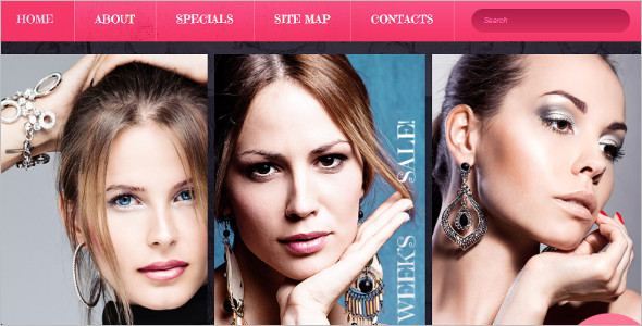 Metal Jewellery OpenCart Template