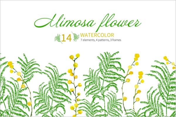 Mimosa Element Pattern