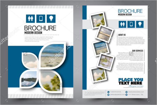 Advertising Brochure Template Images Template Design Free Download
