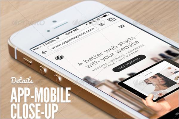 Modern App User Interface Design