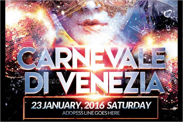 Modern Carnival Flyer