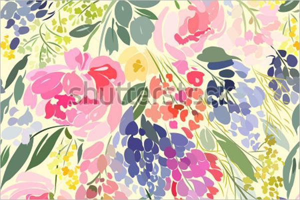Modern Mimosa Pattern