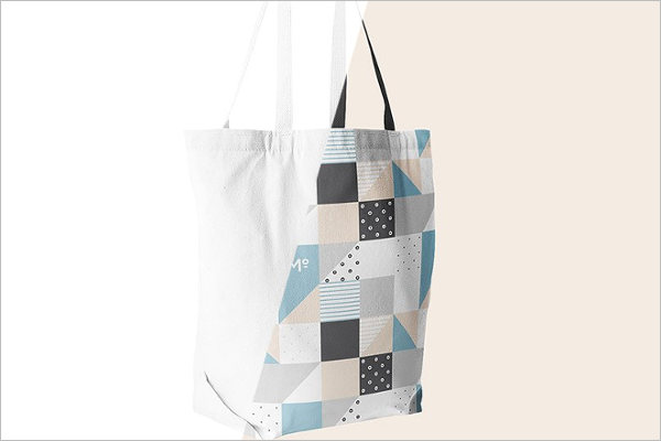 Modern Mockup Bag PSD