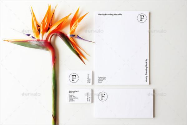 Mulitiple Flower Shop Business Card