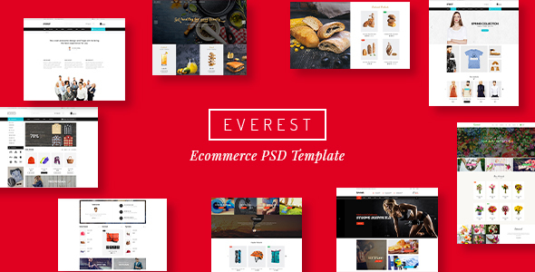 Multi-Purpose Industrial OpenCart Template