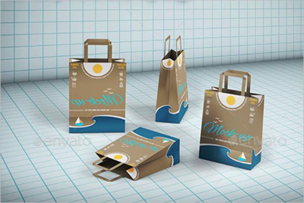 Multi Usage Shopping Paper Bag