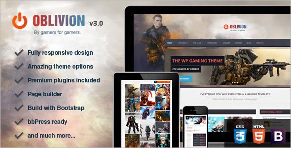 MultiPurpose Gaming WooCommerce Theme