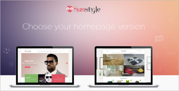 Multipurpose Electronic Shop Theme