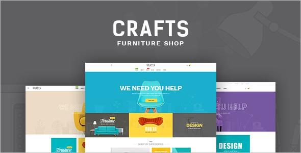 Multipurpose Furniture Opencart Theme