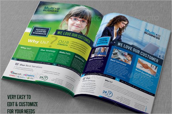 Multipurpose Travel Agency Flyer