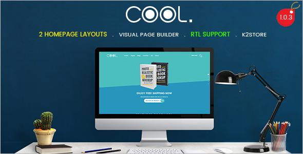 Multipurpose eCommerce Joomla Template