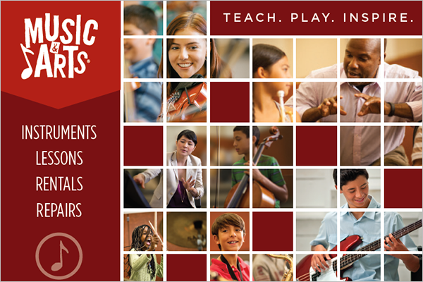 Music Arts Poster Template