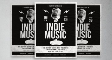 Music Poster Templates