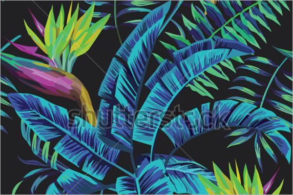 Natural Vector Illustration Pattern