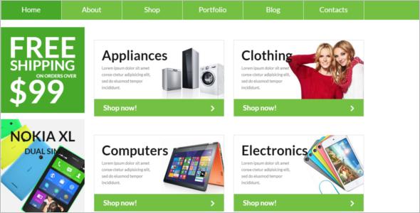 Online Electronics WooCommerce Theme