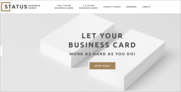 OpenCart Business Template