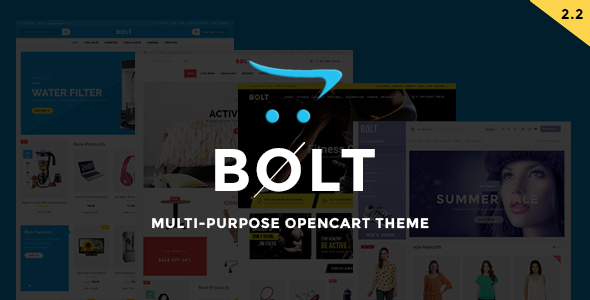 Optimized Mobile OpenCart Template.