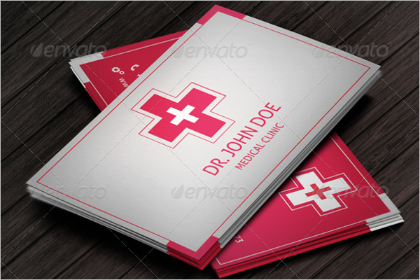 PSD Business Card Template