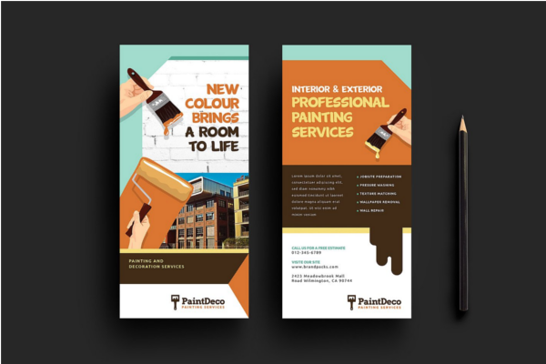 Painter Handyman Business Card
