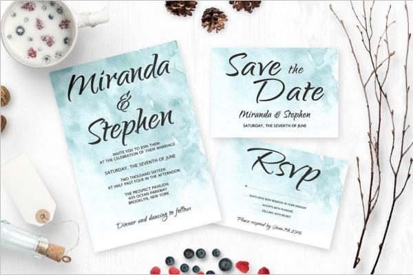 Paper Greeting Card Design PSD