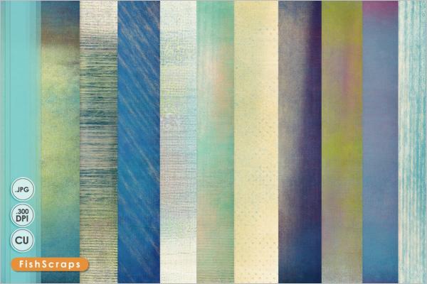 Peacock Gradient Textures