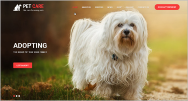 Pet Shop WooCommerce Themes