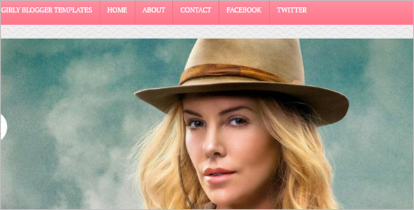 Photo Gallery Blog Template