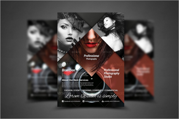 Photography Flyer Templates
