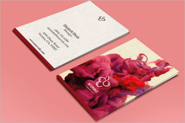 Photorealistic Small Business Card