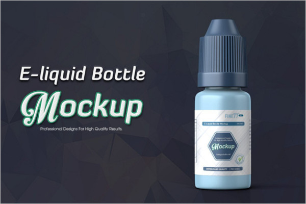 Plastic Bottle Dropper Design