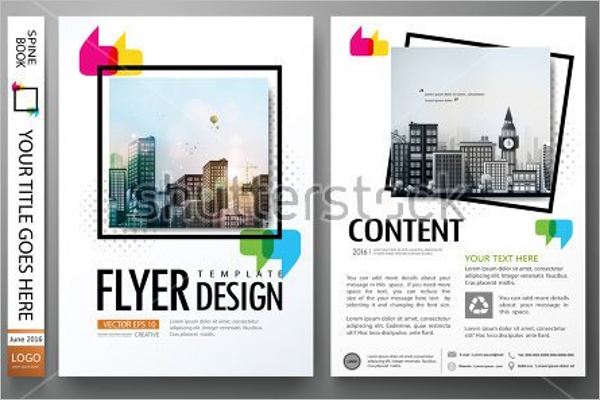 Printable Creative Poster Design