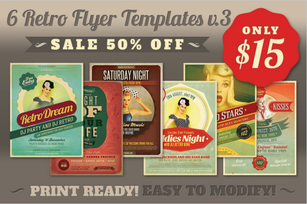 Printable Sale Poster