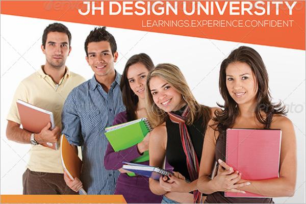 Professional Education Flyer Design