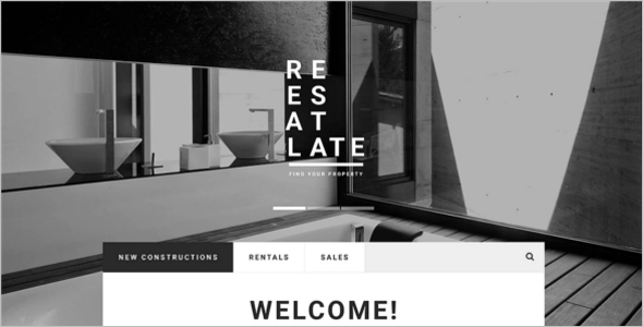 Real Estate OpenCart Theme