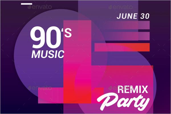 Remix Music Templates