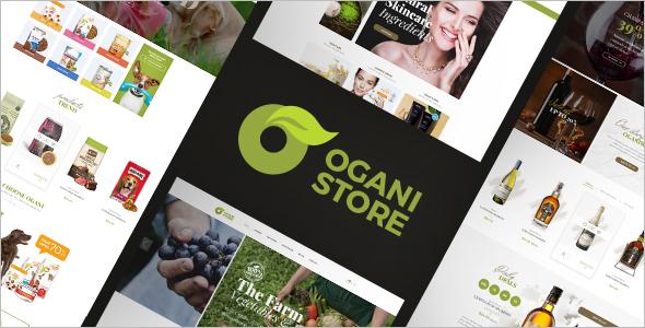 Responsive Pet Opencart Theme