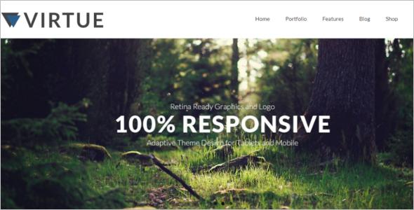 ResponsiveWooCommerce Theme