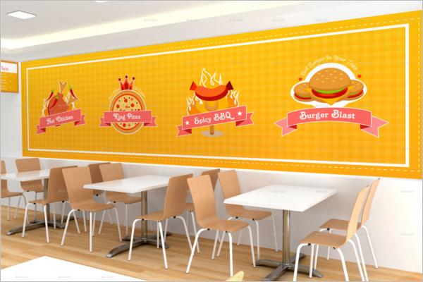 Restaurant Branding Mockup
