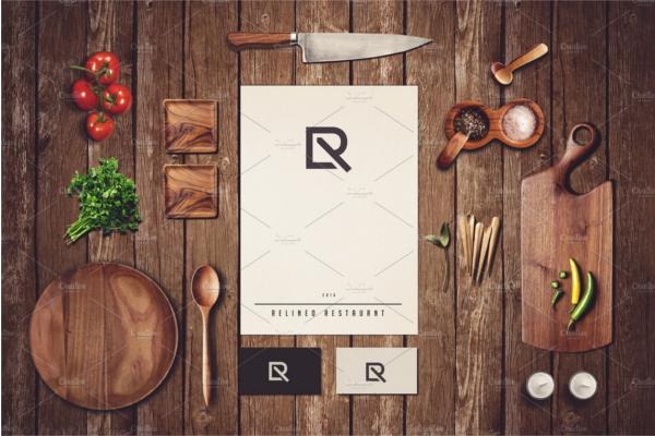 Restaurant Business Mockup