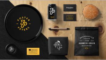 Restaurant Branding Mockups
