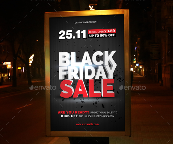 Sales Contest Poster Design