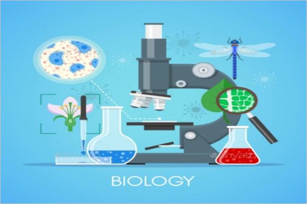 School-Biology-Class-Template